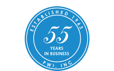 PWI Celebrates 55 years in Business