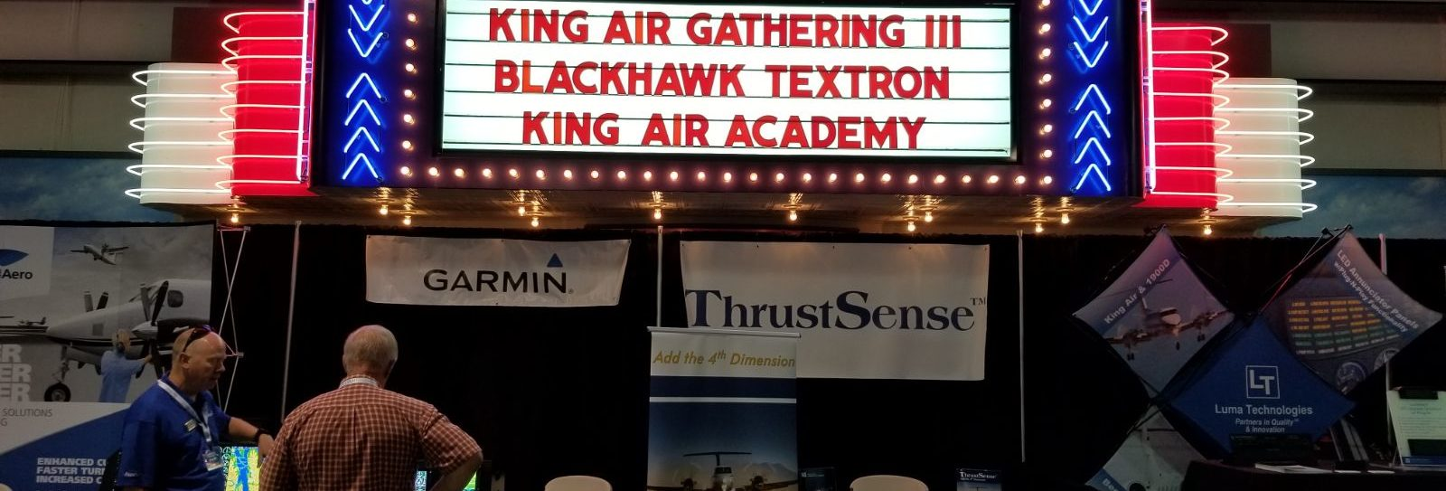PWI showcased our LED lighting products at the 2018 King Air Gathering III in Fredericksburg, TX in September.