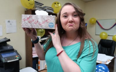 Taylor's Last Day at PWI