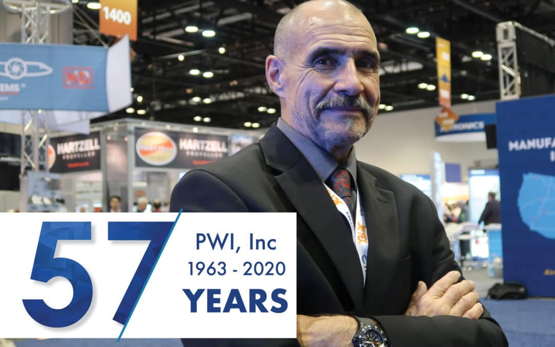 FROM REFUGEE TO ENTREPRENEUR – PWI's Robi Lorik Marks 57 years of the American Dream