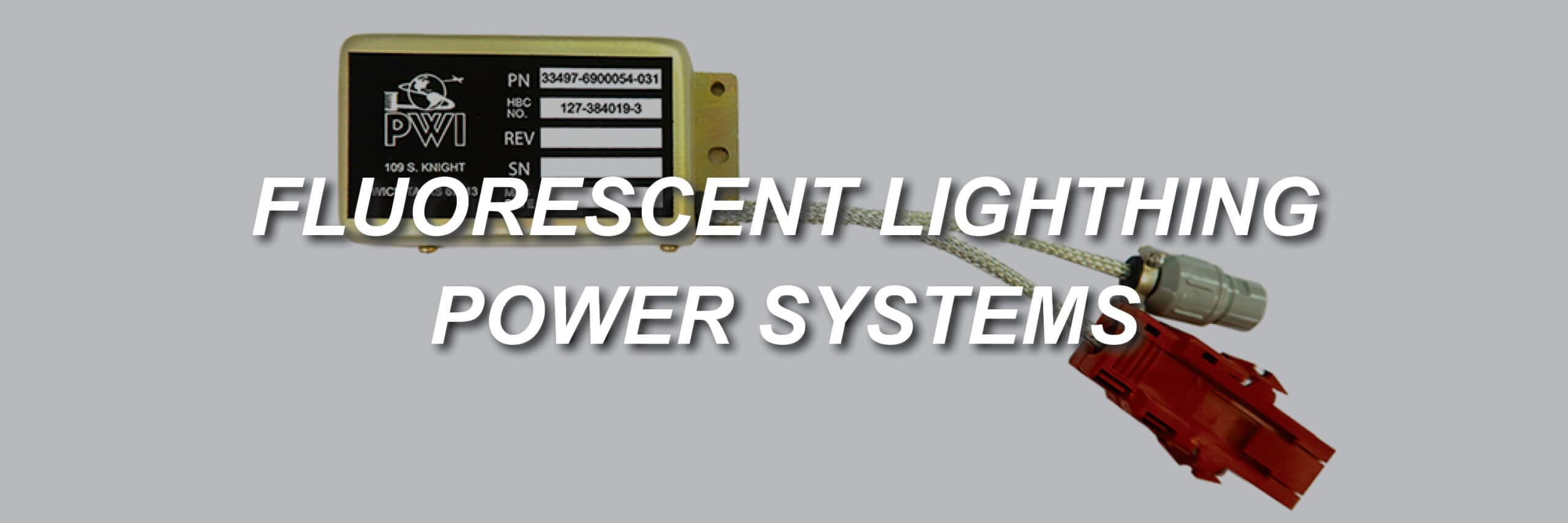Fluorescent Power Systems HeaderPWI v03